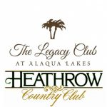 Special Thanks to Heathrow and Legacy Golf Clubs