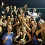 S.A.C. CHAMPIONS—Boys and Girls Swimming
