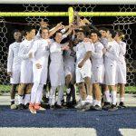 Boys Soccer District Champions 2018