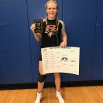 Mathewson Takes 1st Place at DP Tournament