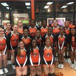 2019 Cheer Tryouts & Information