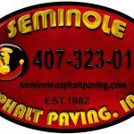 TITLE SPONSOR: Seminole Asphalt Paving INC