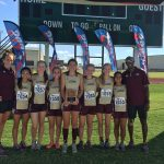San Antonio Christian High School Girls Varsity Cross Country finishes 3rd place