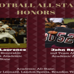 Congratulations to our 2016 Football All State Selections