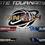 GIRLS FINAL FOUR STATE TOURNAMENT IS SET!!