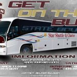 GET ON THE BUS – GIRLS STATE TOURNAMENT!!