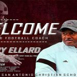 NEW HEAD FOOTBALL COACH: HENRY ELLARD