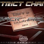 Track and Field – Boys District Champions
