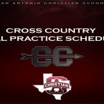 2017 CROSS COUNTRY FALL PRACTICE SCHEDULE
