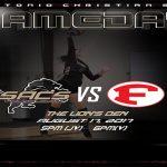 8/17 GAMEDAY – SACS LADY LIONS VS FREDERICKSBURG