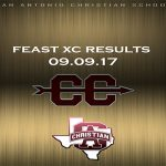 FEAST XC RESULTS – 09.09.17