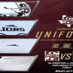 10.14.17 GAMEDAY UNIFORMS – SACS vs. Holy Cross