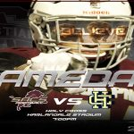 IT'S GAMEDAY!! SACS vs. Holy Cross (Football)
