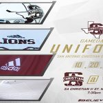10.20.17 GAMEDAY UNIFORMS – SACS vs. St. Mary's Hall