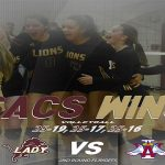 LADY LIONS VOLLEYBALL DEFEATS IWA CC (3-0)