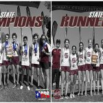 Cross Country Boys Win State & Girls Finish State Runner Up