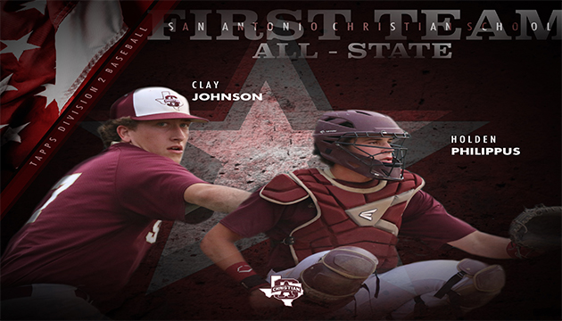 TAPPS Division 2 First Team All-State