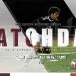 MATCHDAY! Lions vs Hyde Park- 7pm