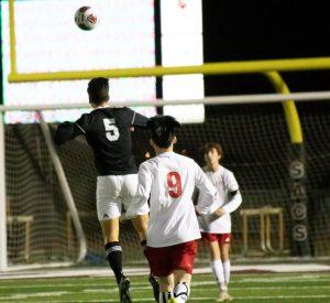 Sacs Boys Soccer vs Hyde Park