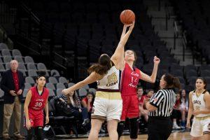 Sacs Girls Basketball vs CCIW