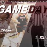 Big District Games AT Holy Cross! GO LIONS