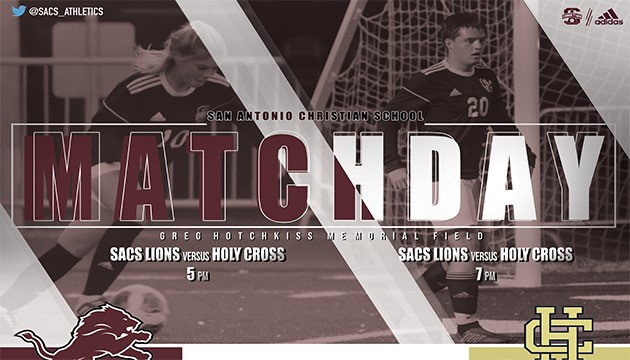 SOCCER KICKS OFF DISTRICT TODAY! 5PM & 7PM