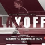 Regional Match: SACS LIONS vs Brownsville St. Joseph at 1:30pm