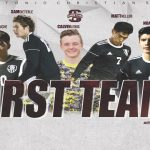 1st Team All District Lions Soccer
