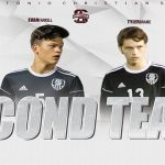 2nd Team All District Lions Soccer