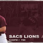 Gameday! Lions Baseball heads to TMI!