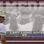 IT'S GAMEDAY!! Lions Softball vs Providence, 5:00pm!!