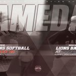 IT'S GAMEDAY!! Lady Lions at Hyde Park, 5:30pm and Lions Baseball at Holy Cross, 4:30pm!!