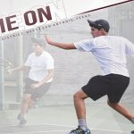 VARSITY BOYS DISTRICT TENNIS AT SACS! GAME ON!