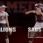 IT'S GAMEDAY!! Lady Lions at TMI is set for 5pm!! Lions Baseball is at home, first pitch at 6:00pm!!
