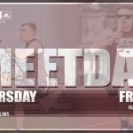 MEET DAY!! Two day District Meet will be held at SACS (Greg Hotchkiss Memorial Field)!!
