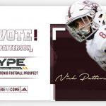 Sun & Ski Sports Poll of the Week: Top VYPE San Antonio Football Prospect – VOTE NICK PATTERSON!