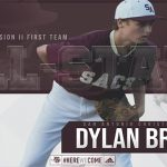 Baseball First Team All State- Dylan Bright