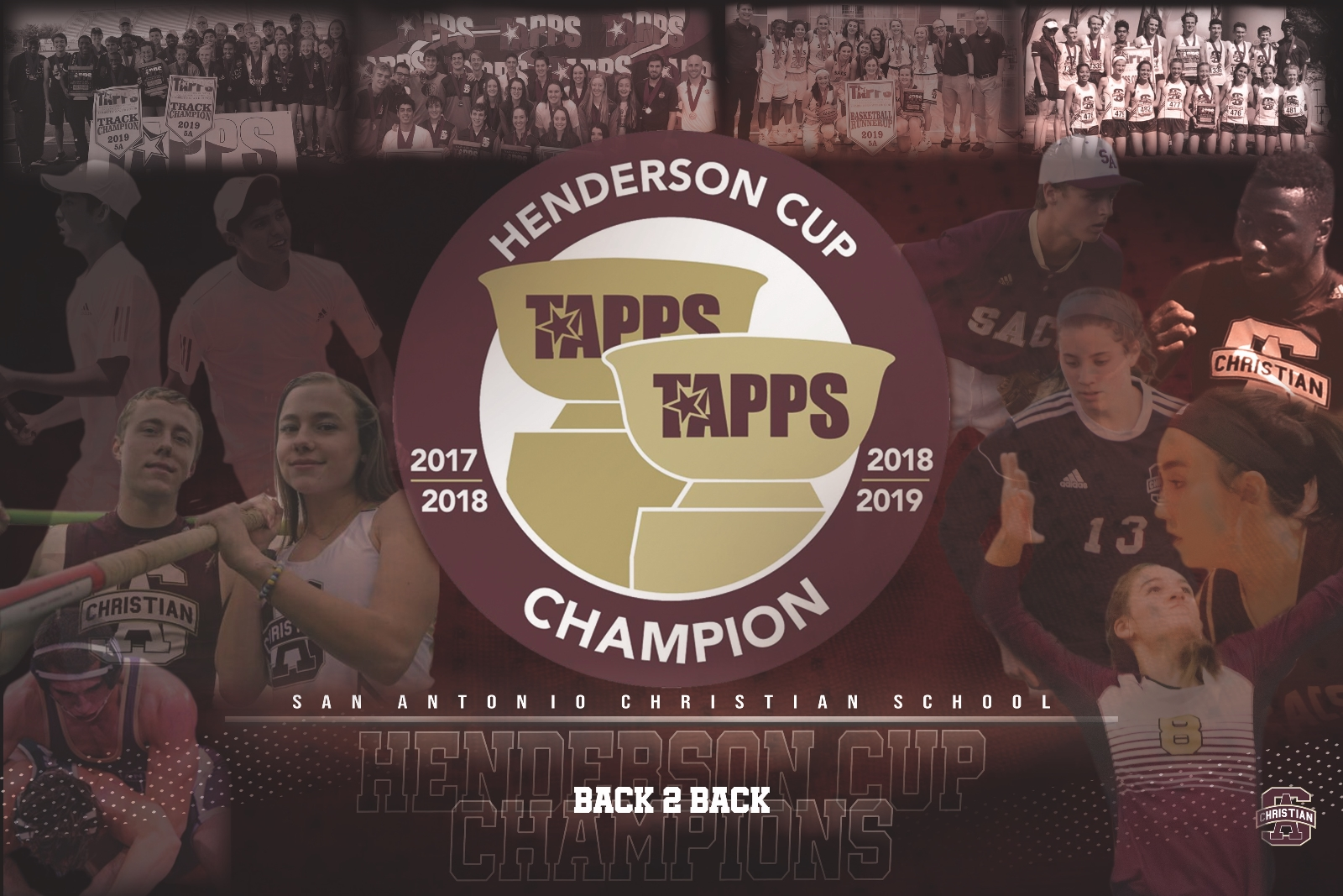 HENDERSON CUP CHAMPIONS!