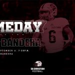 GAMEDAY!! LIONS HEAD TO BANDERA- 7:30 KICKOFF