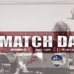 GAMEDAY- VOLLEYBALL TAKE THE COURT AT 5PM!