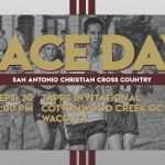 RACEDAY! Cross Country heads to Waco- 6pm
