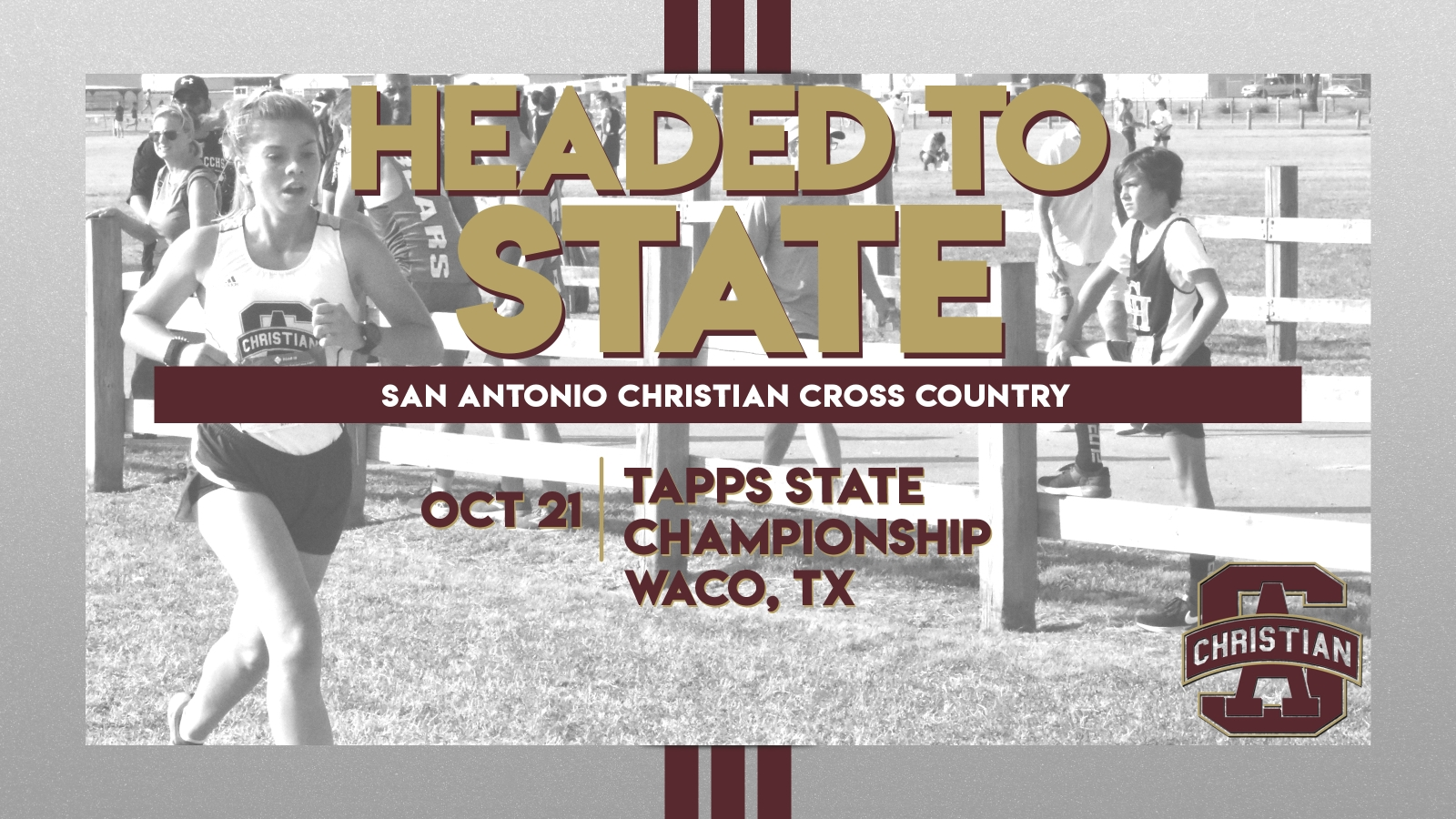 Cross Country is looking to bring home some Hardware!