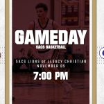 GAMEDAY- LIONS BASKETBALL IS HERE!