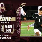 LIONS SOCCER TAKE THE FIELD AT 6PM!