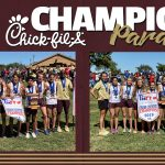 Chick- Fil- A Champions Parade Today- 2:30