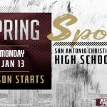 HIGH SCHOOL SPRING SPORTS- HERE WE COME!