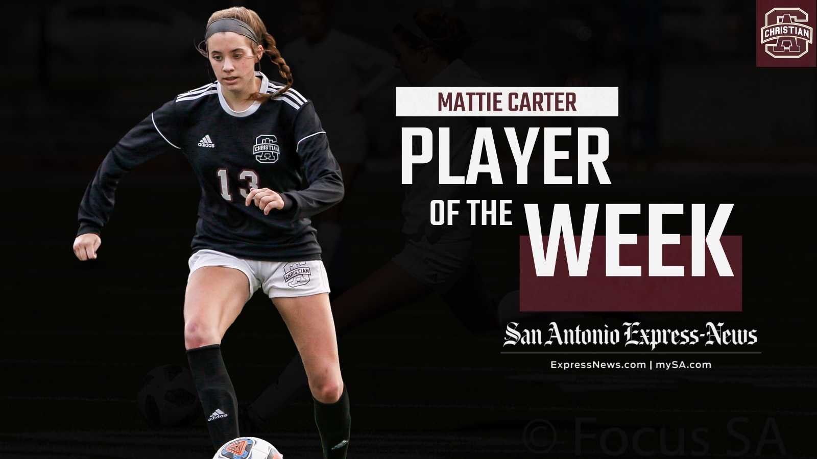 Player of the Week!