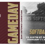 Softball Game Day!