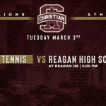 Match Day for Lions Tennis!