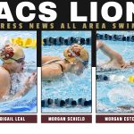 Express News All Area Swim Team